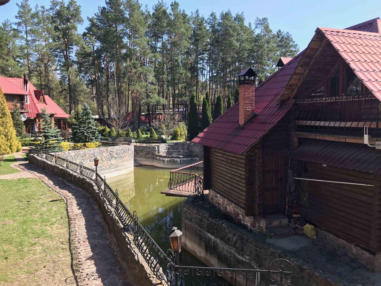 локация Бориспольская трасса