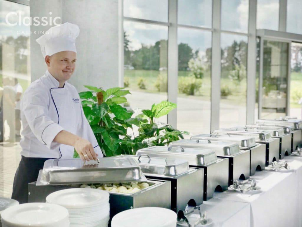 Услуги повара классик