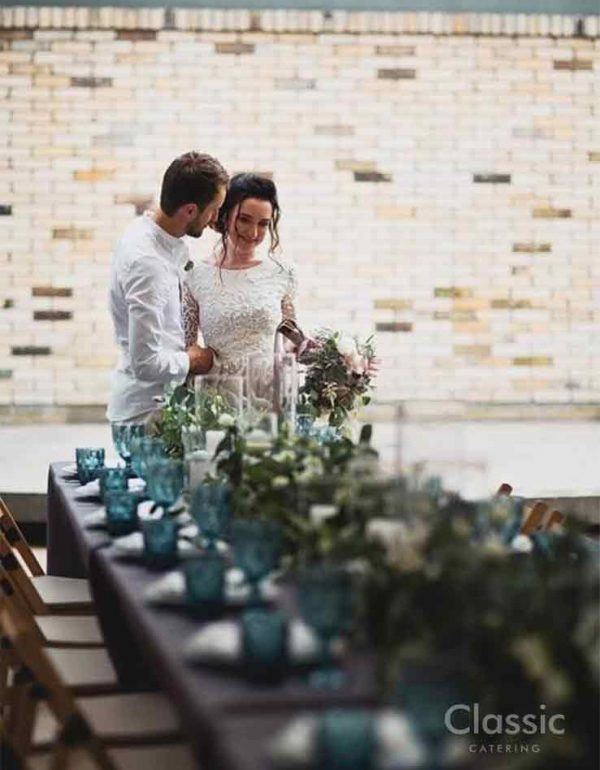 организация свадебного фуршета
